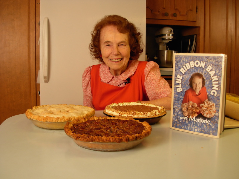 Blue Ribbon Baking Marjorie Johnson